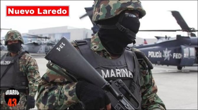 El Gobierno de Tamaulipas, reitera su Respaldo a las tareas permanentes de la   Secretaría de Marina…