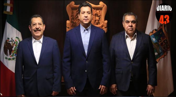Augusto Cruz Morales, Nuevo Secretario de Seguridad Pública en Tamaulipas