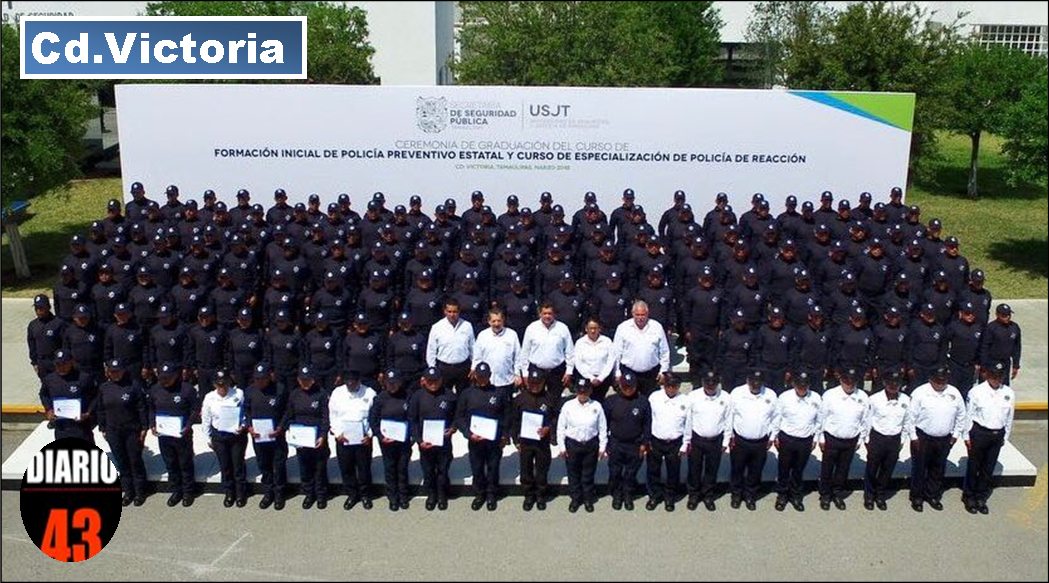 PRESIDE GOBERNADOR GRADUACIÓN DE NUEVA GENERACIÓN DE LA POLICÍA ESTATAL ACREDITABLE
