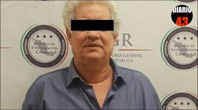 Detienen en Quintana Roo a 'El Cubano', integrante de Los Zetas