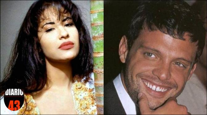 La foto jamás mostrada de Selena Quintanilla y Luis Miguel
