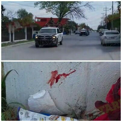 Otro civil herido por Balacera en Reynosa