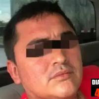 """Cae """"El Chore"""" presunto líder criminal en un retén de la  SEDENA"""