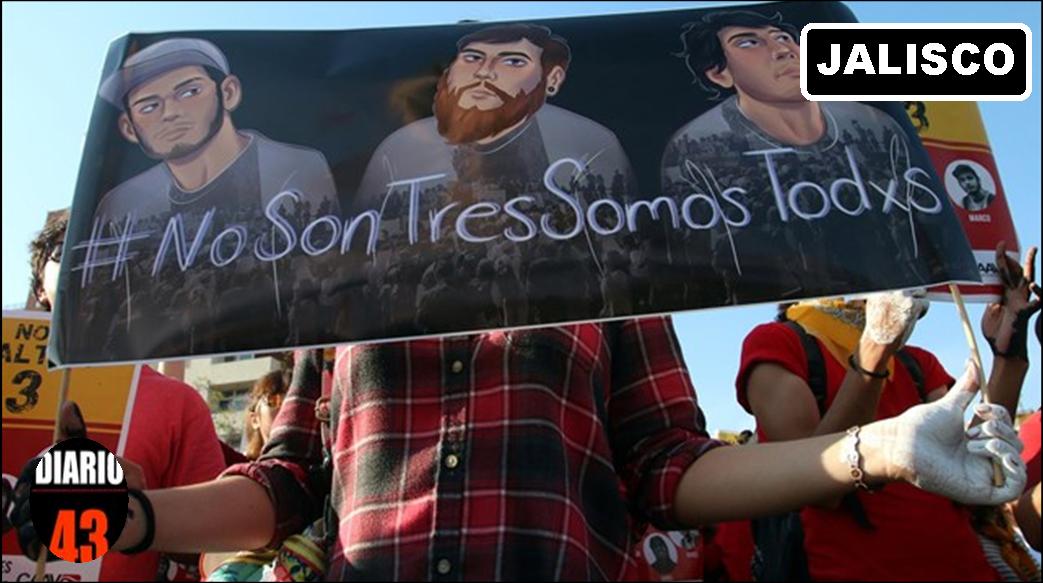 Estudiantes de Jalisco fueron asesinados y disueltos en ácido