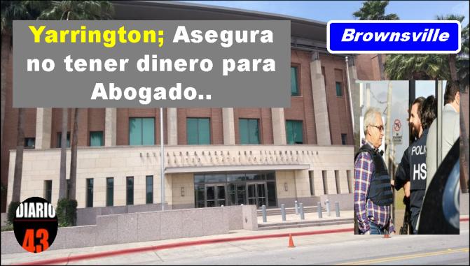 Juez de Texas niega libertad bajo fianza a Yarrington