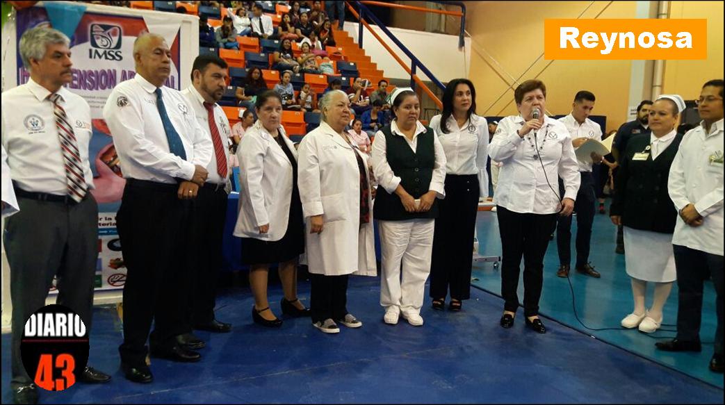 Feria de salud, desarrolla la UAT