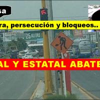 Esta tarde;Dos abatidos dejó persecución en Reynosa