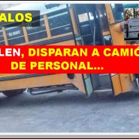 """Hieren a 2 empleados de la maquiladora """"Mirsa"""", (carr.) Río Bravo -Reynosa"""