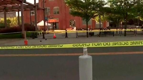 Tiroteo en Nueva Jersey dejó un muerto y 20 heridos