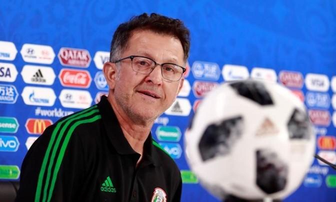 Vamos a mostrarle al mundo que el futbol mexicano tiene mucho qué dar: Osorio