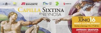 200 x 600 px Capilla Sixtina