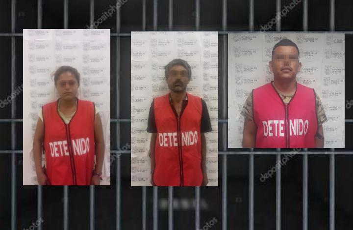 Detienen a 3 por delincuencia en Reynosa