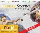 Banner Cuadrado Capilla Sixtina