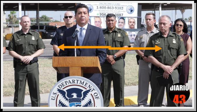 Despliegan Gobierno de Tamaulipas y 7 agencias federales de EU…