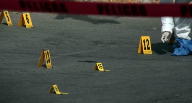 Jornada violenta deja 14 muertos en Ciudad Juárez