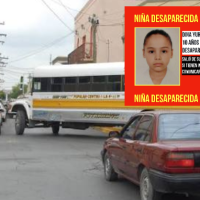 Encuentran a niña Desaparecida, sola en Urbano de Matamoros...