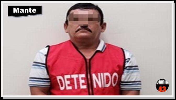 Cae por extorsión en Mante, Tamaulipas..