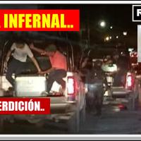 """Jóvenes se arman  Megafiesta """"Proyecto X 0.02"""" en Reynosa"""