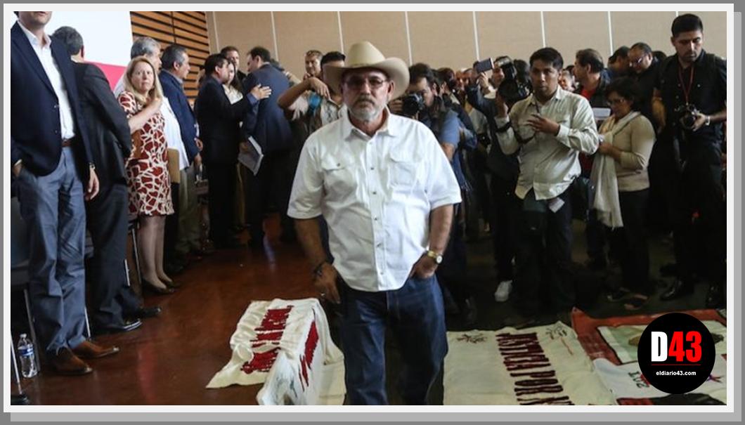 "Foros de pacificación de AMLO, ""una farsa"": Mireles; ""ni perdón, ni olvido"": Hipólito Mora [VIDEOS]"