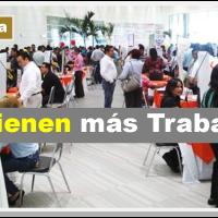 Viene Feria del Empleo a Reynosa