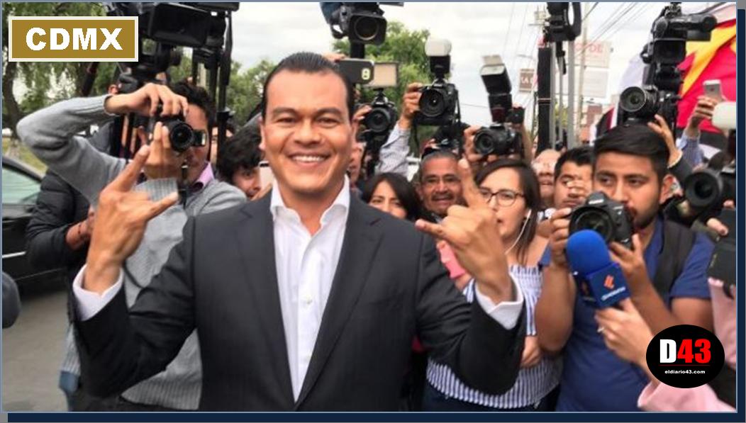 TEPJF avala a Juan Zepeda como senador
