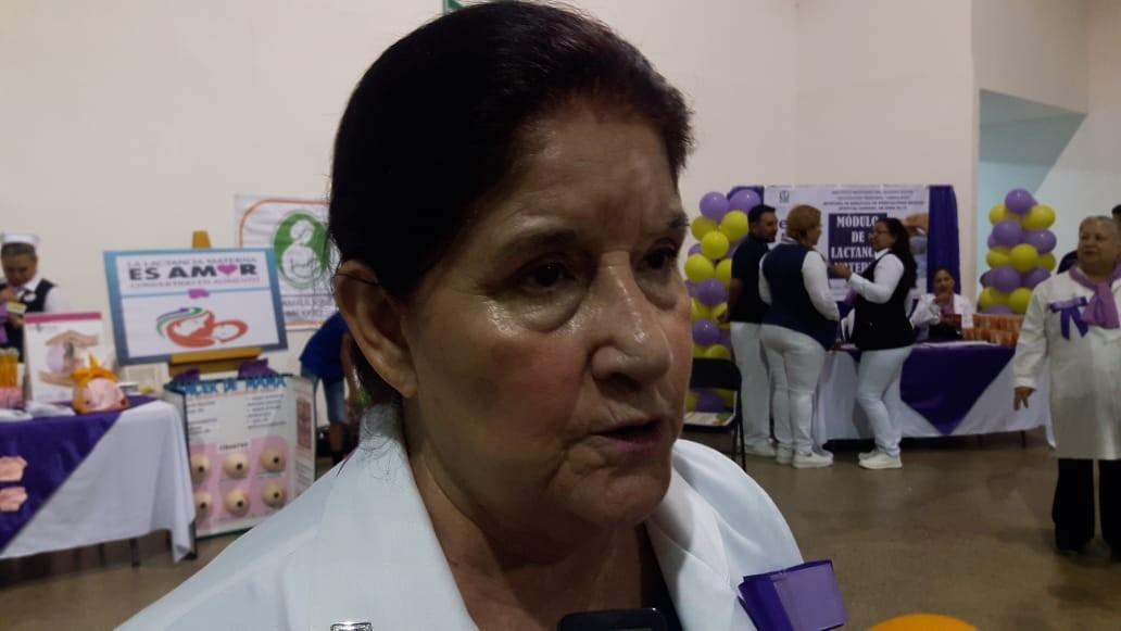 IMSS realiza encuentro de mujeres embarazadas..