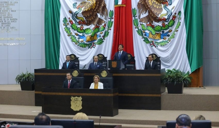 RESPONDE GOBERNADOR CON RESULTADOS A CONFIANZA DE FAMILIAS TAMAULIPECAS