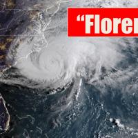 El huracán Florence empieza a inundar la costa este de Estados Unidos [EN VIVO]