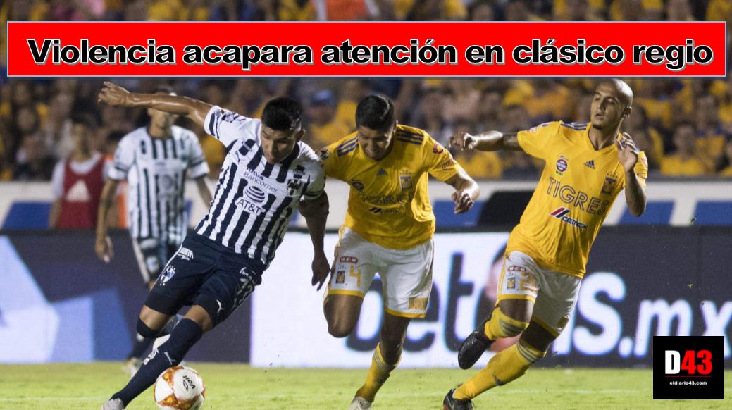 Tigres y Rayados rechazan actos de violencia entre sus aficionados…