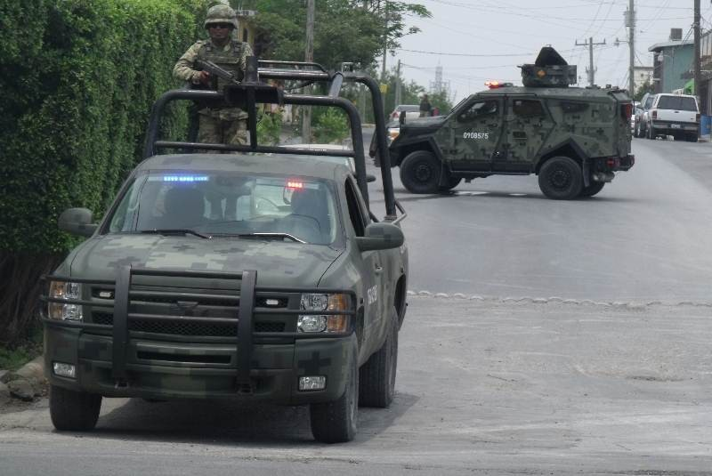 Tragedia; automovilista en estado de ebriedad atropella a militar en Reynosa…