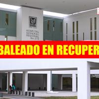 Reportan estable a profesor balanceado en Reynosa..