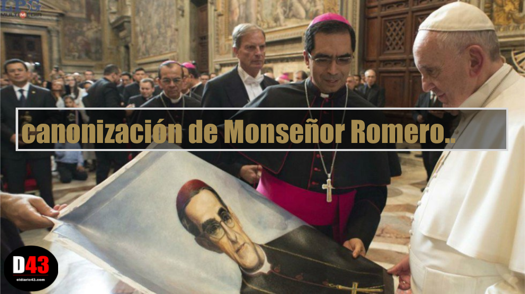 Salvadoreños invitan al papa Francisco a visitar su país