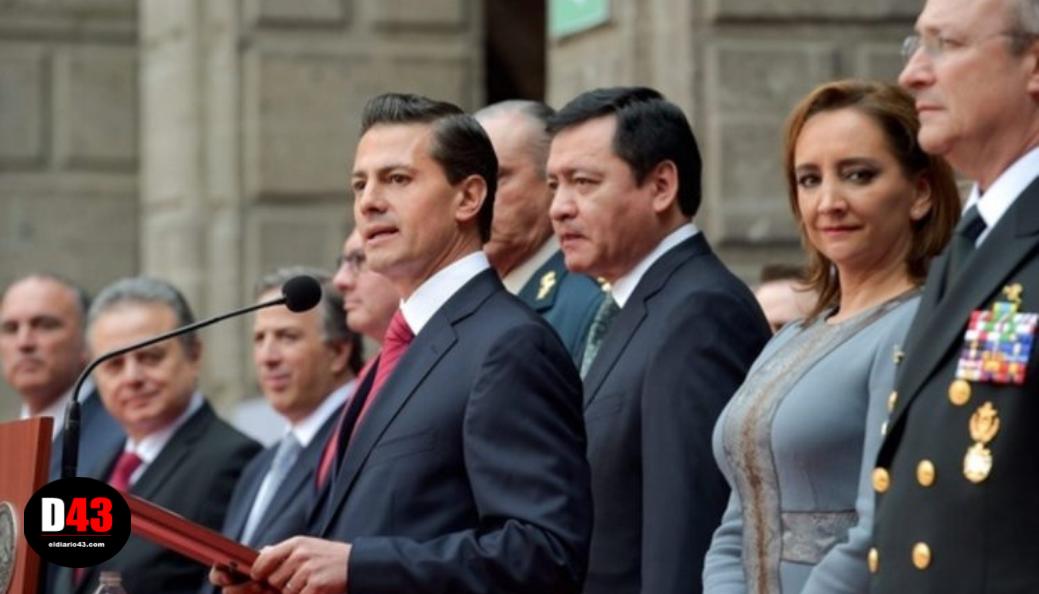 EPN y su Gabinete buscan ampararse contra órdenes de aprehensión o investigaciones en su contra: Reforma