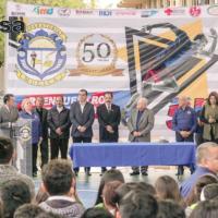 Celebra Preparatoria Múgica 50 Años de su Fundación en Reynosa
