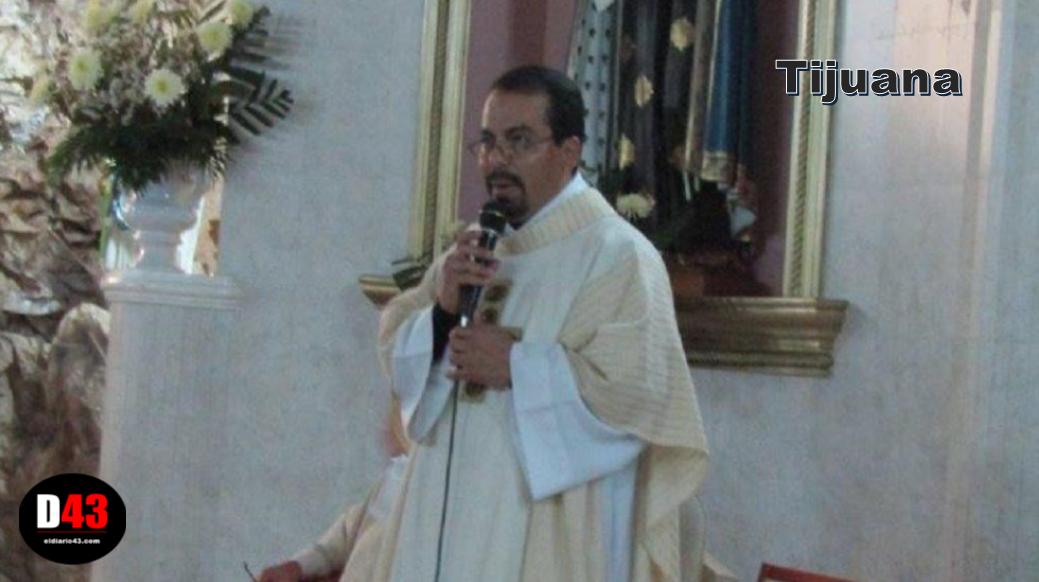 Localizan sin vida a otro sacerdote mexicano. era párroco en Tijuana