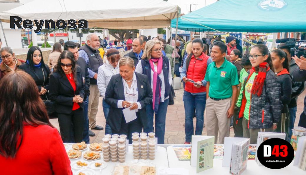 Conmemora Municipio Día Mundial de la Alimentación