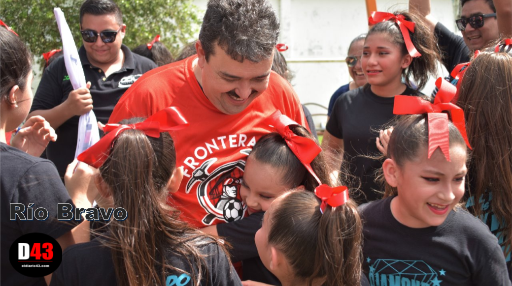 Entra Municipio de Río Bravo con todo el apoyo al deporte..
