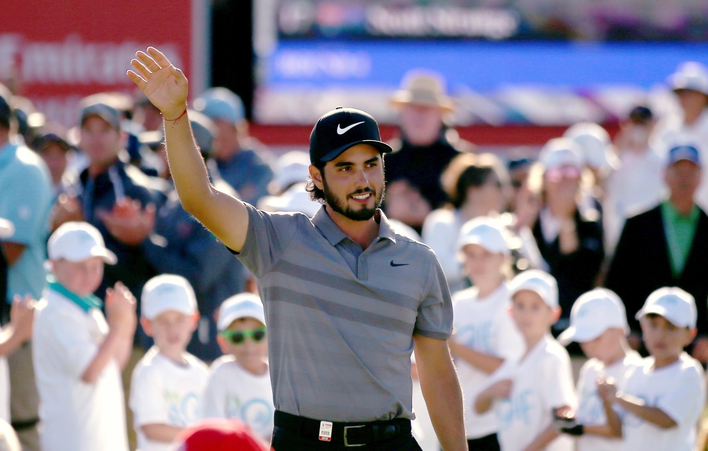 Abraham Ancer se lleva Abierto de Australia de golf
