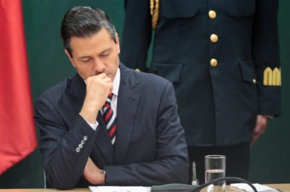 Peña Nieto habría recibido 6 millones de dólares del narco en restaurante, revela periodista de EU