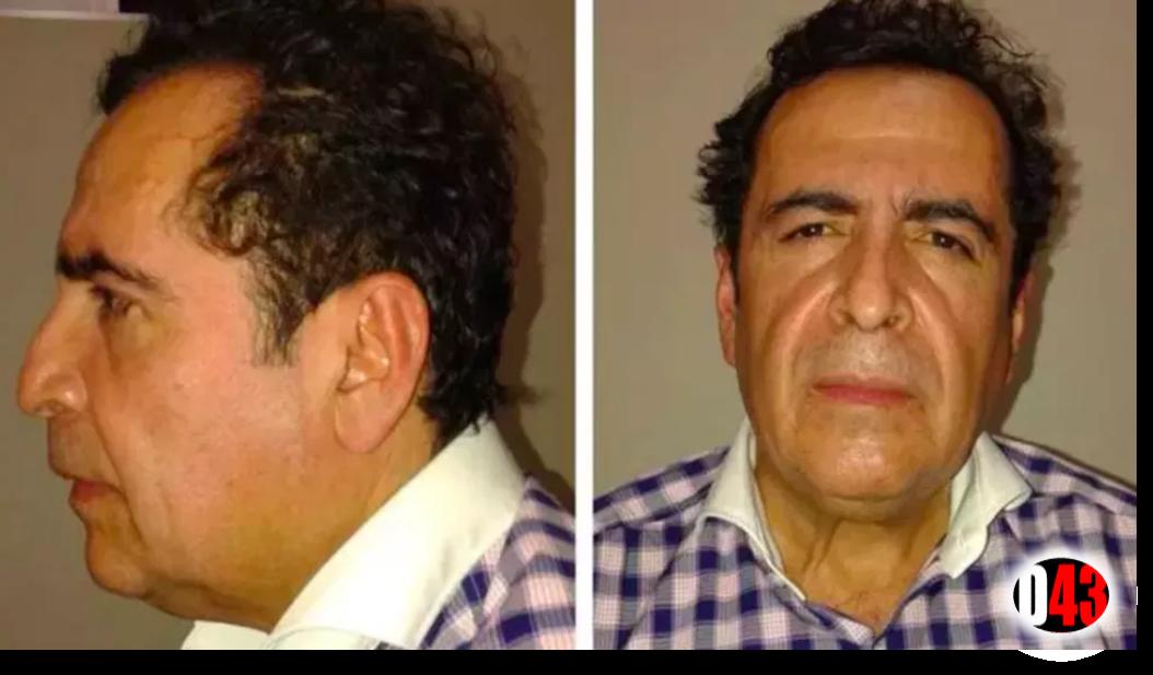 El capo sinaloense Héctor Beltrán Leyva, el H, fallece tras sufrir un infarto en El Altiplano..