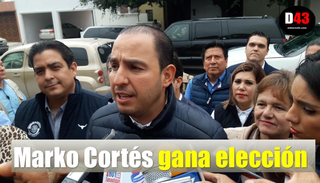 Marko Cortés, nuevo líder nacional del PAN