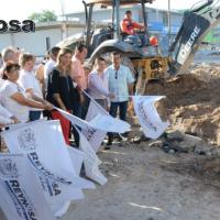 Avanza en tiempo y forma obra pública en Reynosa
