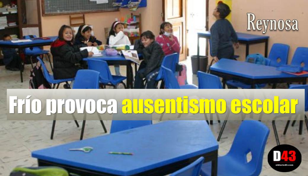 Un 20% hubo de ausencia en escuelas: CREDE