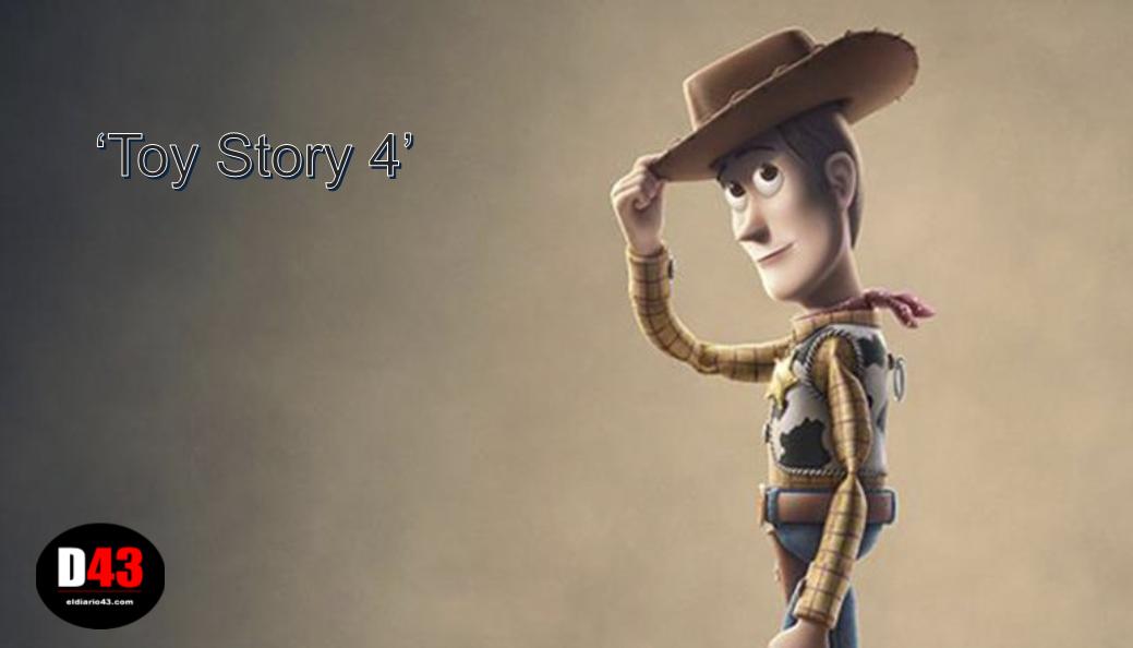 Pixar presenta su primer teaser tráiler de 'Toy Story 4'