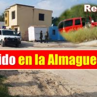 Muere delincuente mediante balacera esta mañana en Reynosa..