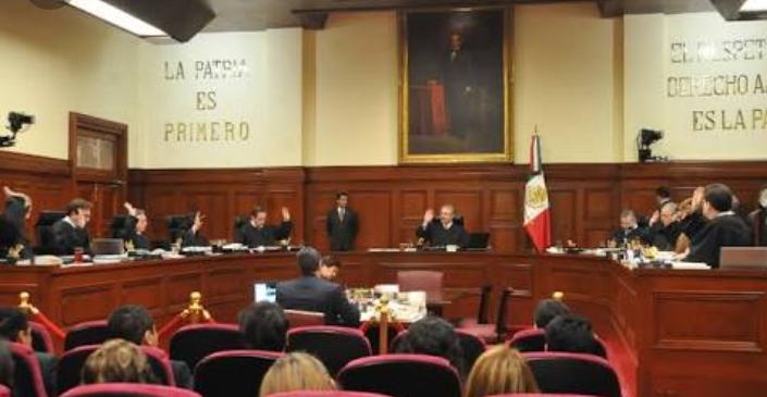 La Corte suspende Ley que recorta salarios  de funcionarios  propuesta por AMLO