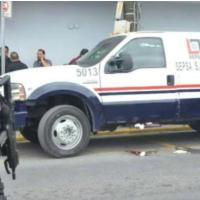 Atraco Millonario!!! Roban 118 millones de camión de valores en Guanajuato