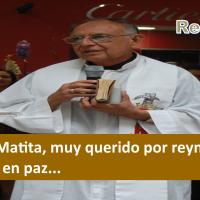 Fue llamado a la casa paterna, el Padre Manuel Mata Garza..
