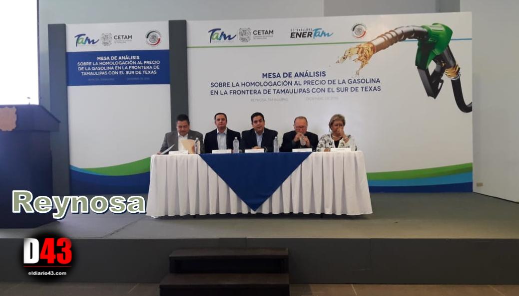 IGCV busca homologación de combustible en la frontera