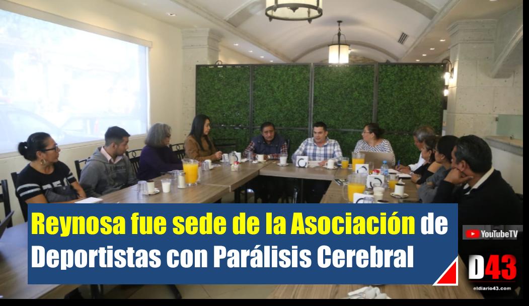 Integran Asociación de Deportistas con Parálisis Cerebral